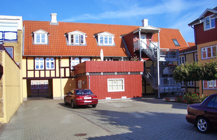 Lindholms Passage Kerteminde