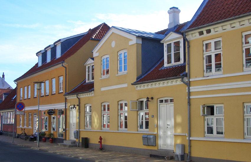 Langegade 40-42 Kerteminde