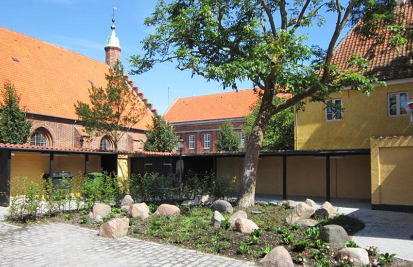 Magasingården i Kerteminde